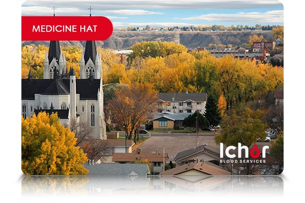 Corporate Or Travel Covid Antibody Or Pcr Test Medicine Hat Ichor
