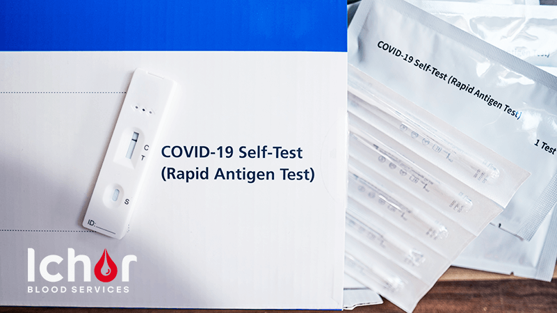 What Is A COVID-19 Rapid Antigen Test For Travel?